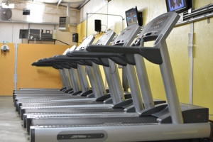 Treadmills at Physiques Finest