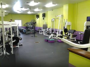 Cardio and Machine Weights at Physiques Main Street