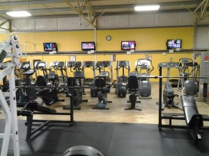 Cardio Equipment at Physiques Finest